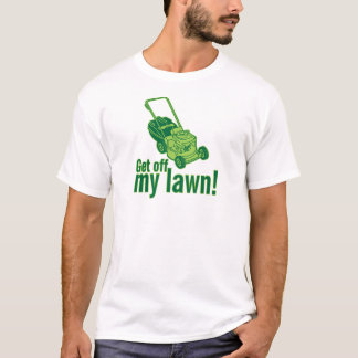 getoffmylawn.ai T-Shirt