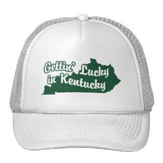 Gettin' Lucky in Kentucky Cap