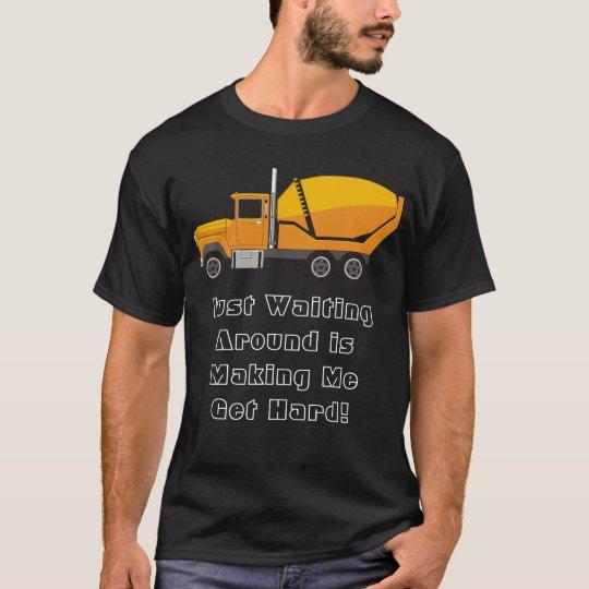 Getting Hard T-Shirt