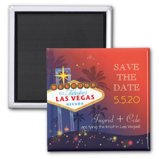 Getting Hitched in Las Vegas Fun Save the