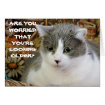 Getting Older? You Don't Look A Day Over 100 Greeting Card