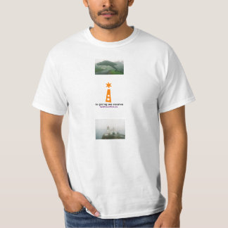 Getting to Pt. Reyes Lighthouse T-Shirt