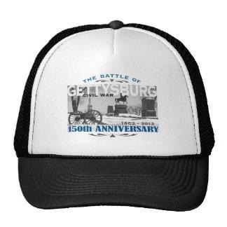 Gettysburg Battle 150 Anniversary Cap