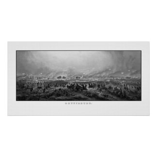 Gettysburg -- Civil War Poster