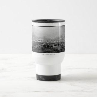 Gettysburg -- Civil War Travel Mug