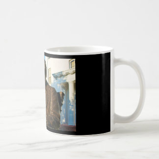Gettysburg College - Abraham Lincoln Memorial Basic White Mug