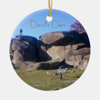 Gettysburg - Devil's Den - Ornament