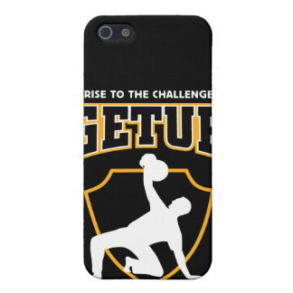Getup Rise to the Challenge Kettlebell IPhone Case iPhone 5 Covers