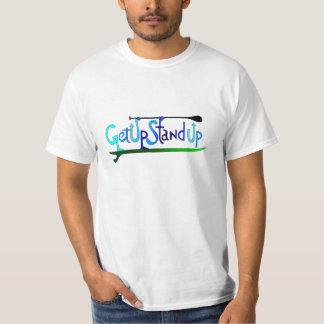 GetUp Standup !!! T-Shirt