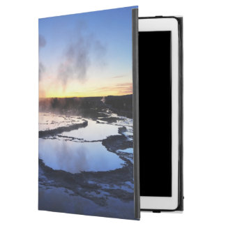 "Geyser Smoke at Sunset iPad Pro 12.9"" Case"