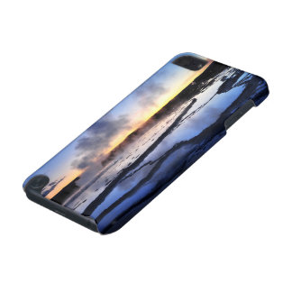 Geyser Smoke at Sunset iPod Touch 5G Covers