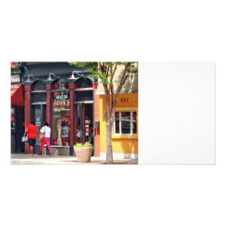 Gft_PittsburghPALibertyAveNearBookstore.jpg Personalized Photo Card