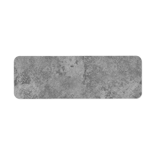 GG23 LIGHT GREY GRAY CONCRETE BACKGROUNDS WALLPAPE RETURN ADDRESS LABEL