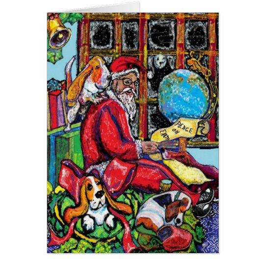 GGBR Santa 09 Card