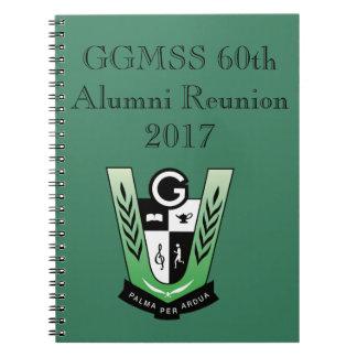 GGMSS Notebook