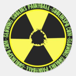 GGPB Round Sticker