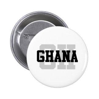 GH Ghana Button