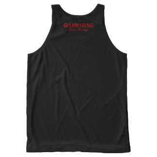 GH Giammarino Pack tank top All-Over Print Tank Top