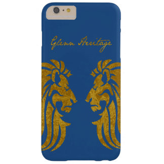 GH King Of Kings IPhone 6 Case Royal Blue Barely There iPhone 6 Plus Case