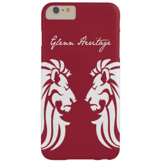 GH King Of Kings IPhone 6 Case Ruby Barely There iPhone 6 Plus Case