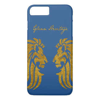 GH King Of Kings iPhone 7 Case Royal Blue