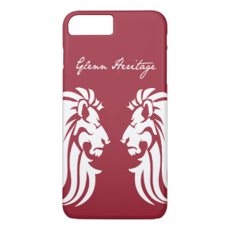 GH King Of Kings iPhone 7 Case Ruby