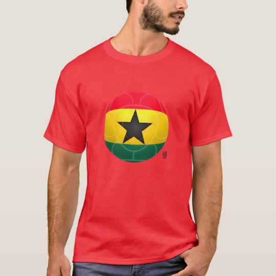 Ghana - Black Stars Football T-Shirt