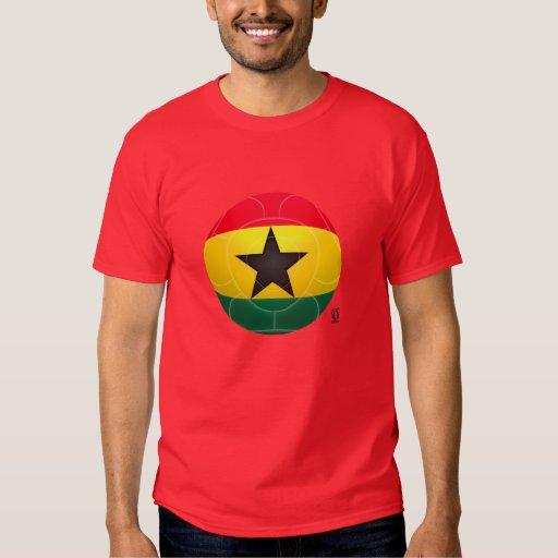 Ghana - Black Stars Football Tees