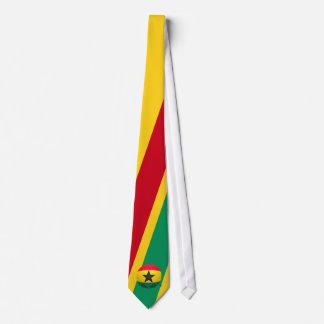 Ghana - Black Stars Football Tie