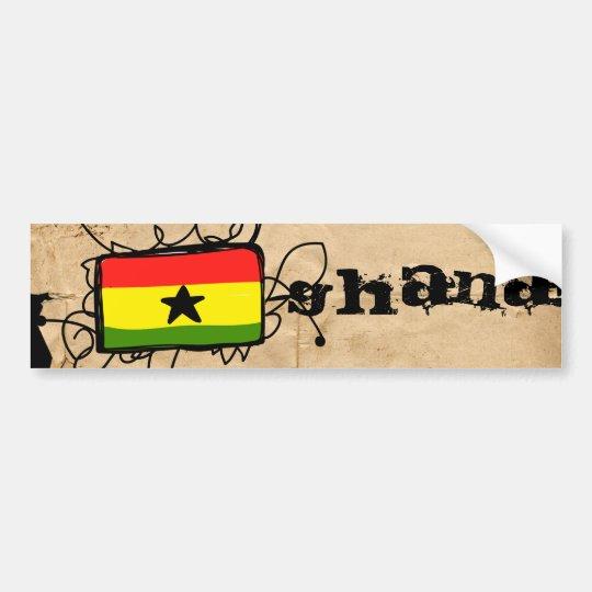 Ghana Bumper Sticker