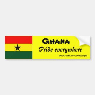 ghana bumper stickers
