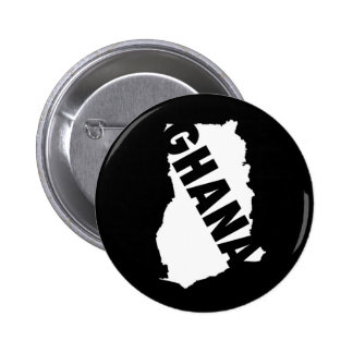 Ghana Button Black