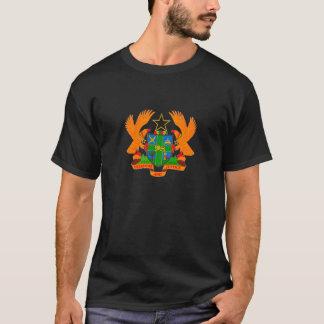 Ghana Coat of Arms Tshirt (Dark)
