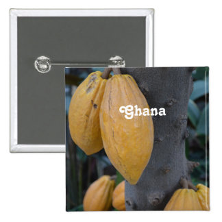 Ghana Cocoa Pin