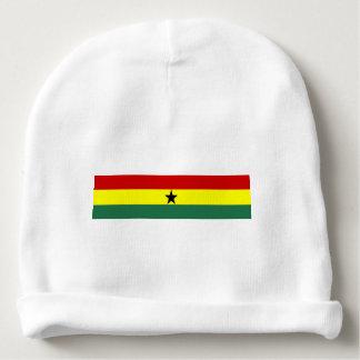 Ghana country long flag nation symbol republic baby beanie