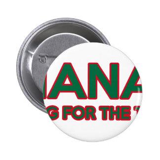 Ghana design buttons