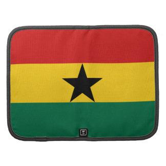 Ghana Flag Folio Organizer