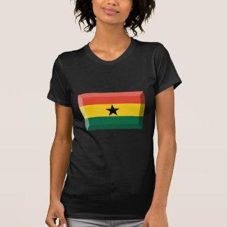 Ghana Flag Jewel T Shirts