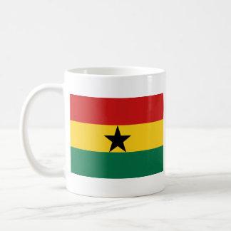 Ghana Flag ~ Map Mug