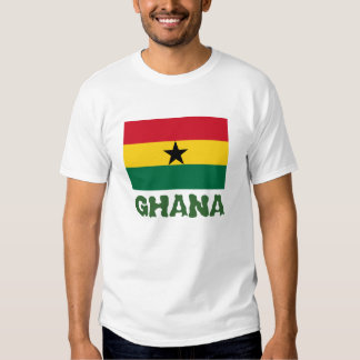 Ghana* Flag T-shirt