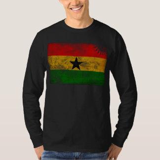 Ghana Flag T Shirts