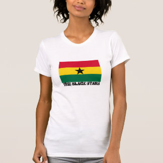"Ghana Flag ""The Black Stars"" Tshirt"
