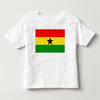 Ghana Flag Toddler T-Shirt