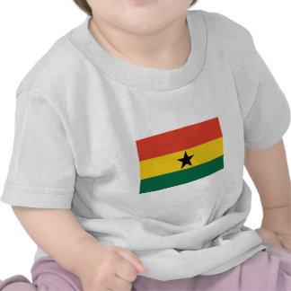 Ghana Flag T-shirts