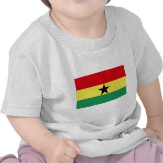 Ghana Flag Tee Shirt