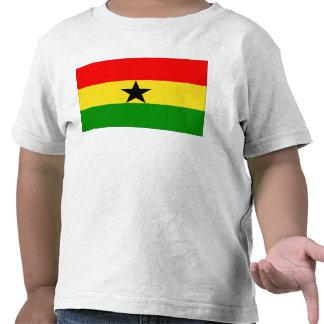 Ghana Flag Tees