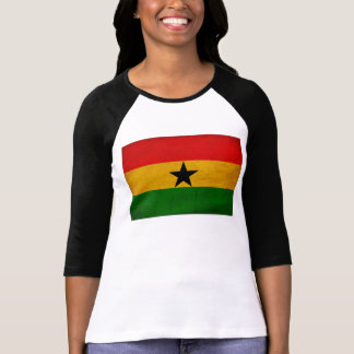 Ghana Flag Tee Shirts