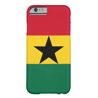 Ghana – Ghanaian Flag Barely There iPhone 6 Case