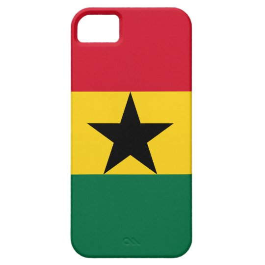 Ghana – Ghanaian Flag iPhone 5 Cover