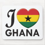 Ghana Love Mouse Mat